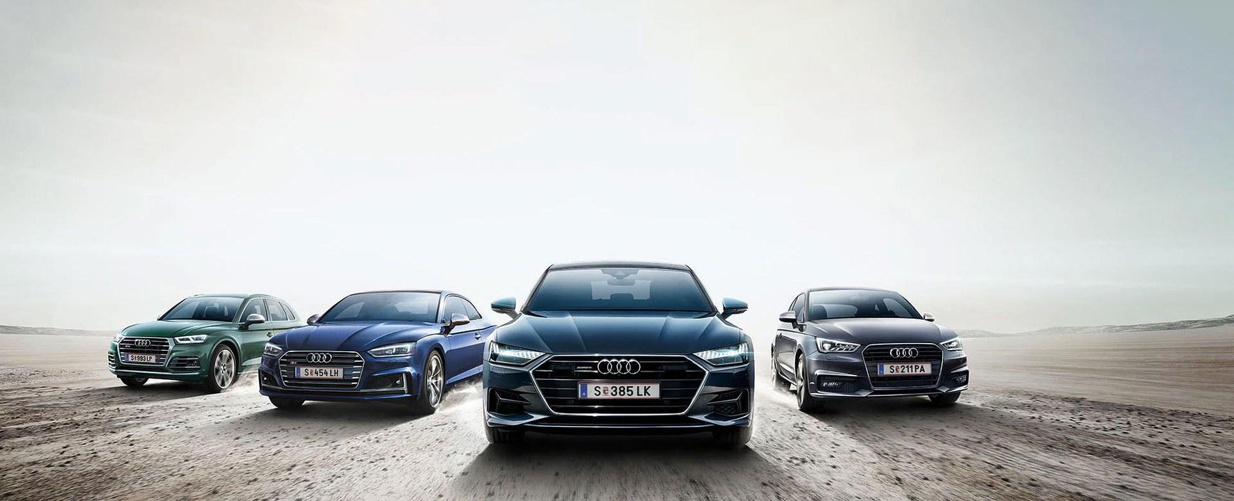 Image of Audi Gebrauchtwagen :plus
