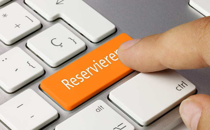 Online Reservieren