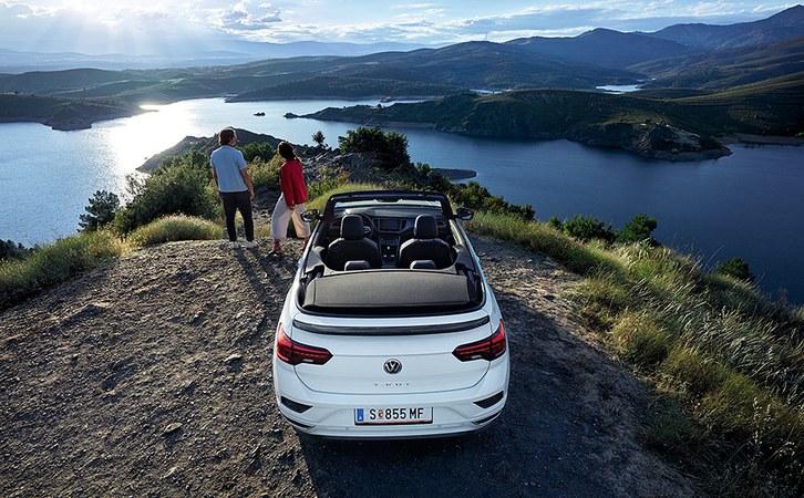 VW T-Roc Cabrio Jungwagen Bonus