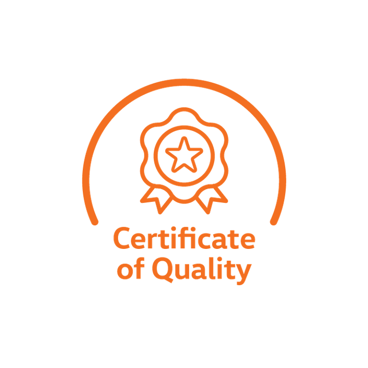 Certificate of Quality